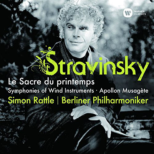 Sir Simon Rattle / Stravinsky